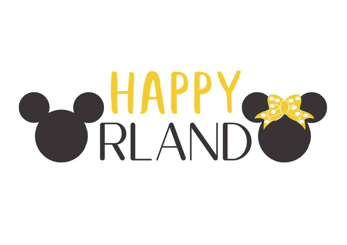 Logo Happy Orlando